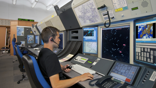 Air Traffic Controller Trainee